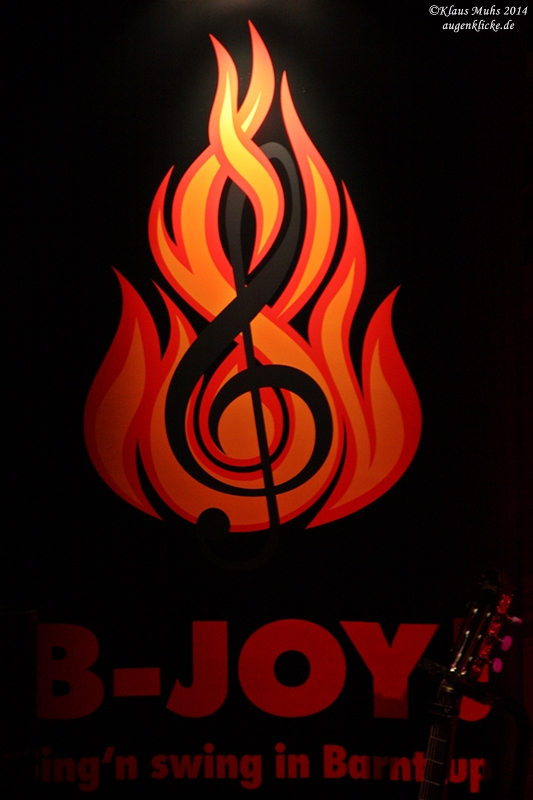 5.Barntruper Gospelnight mit B-Joy 25.10.2014